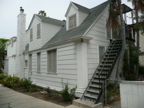 Santa Monica Historical Home